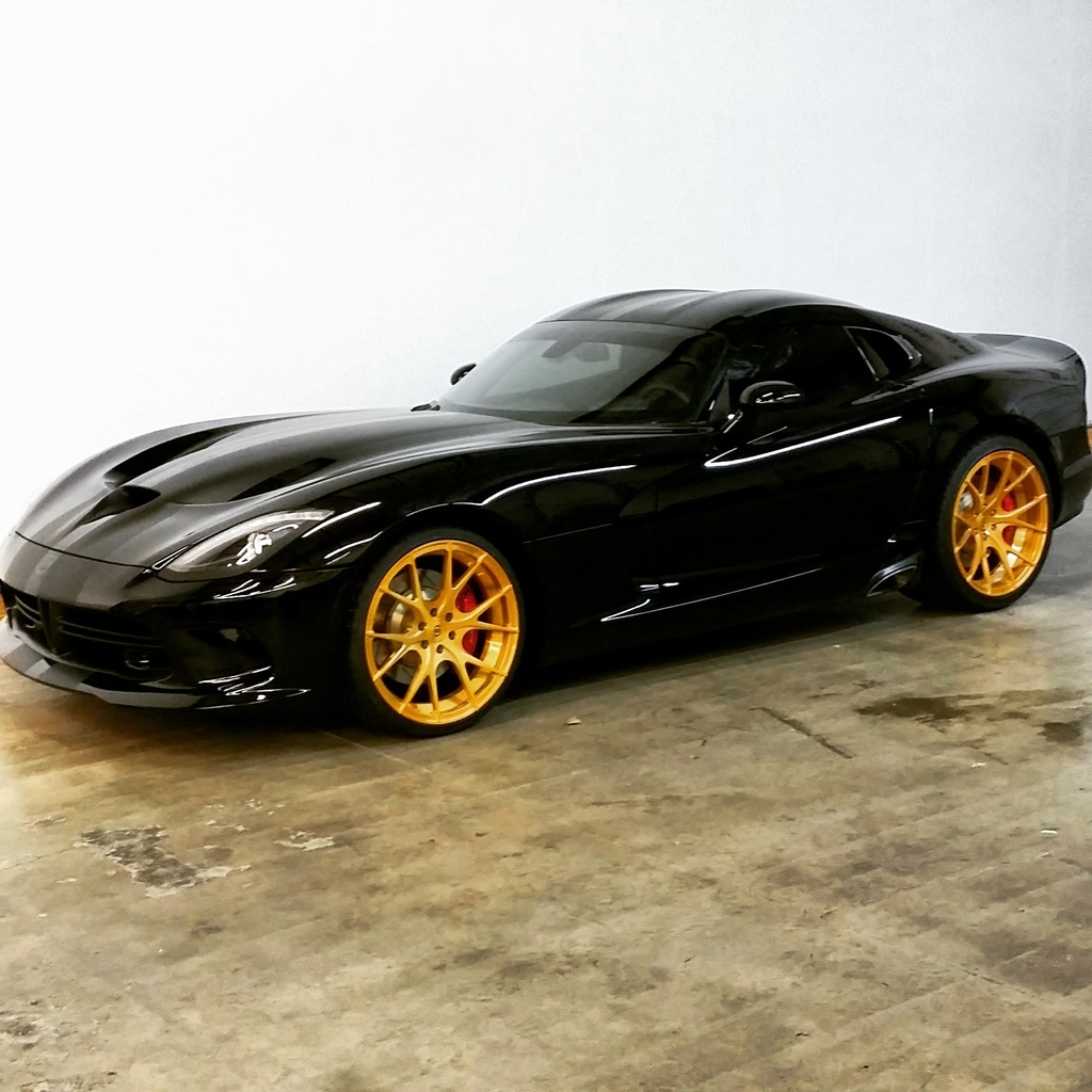 FS: Strasse Forged SM6R Wheels With Toyo T1R * 200 miles!