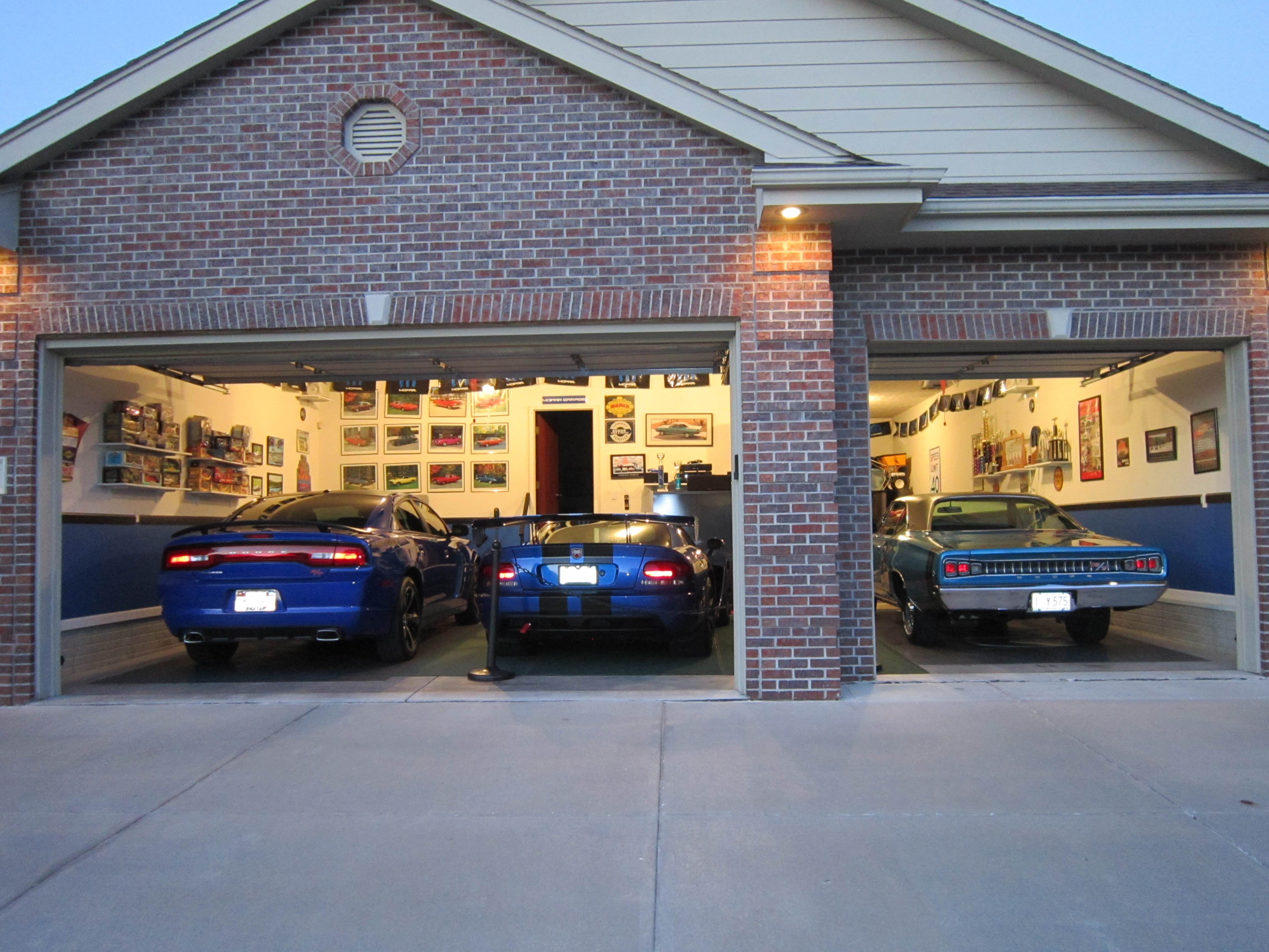 Show Us Your Garage