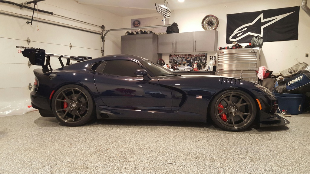 Gen 5 Acr With Iforged Rims 21 20 S