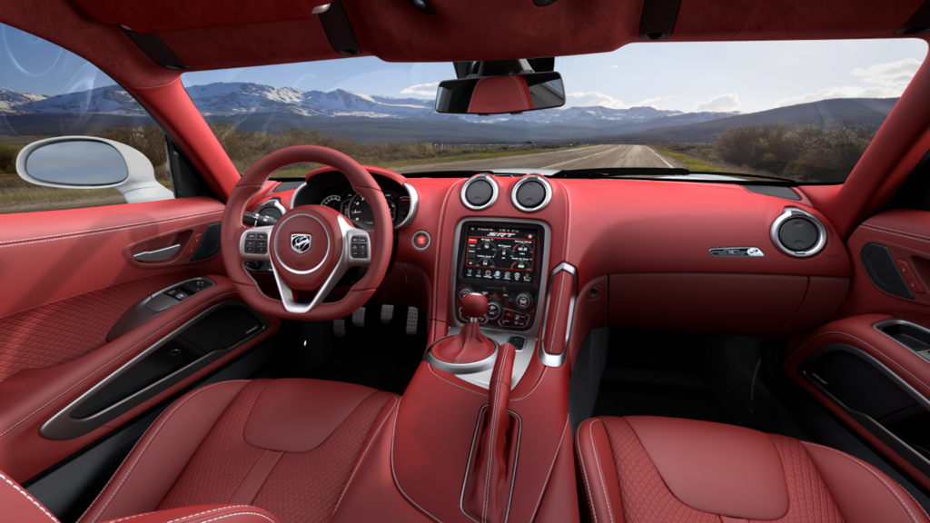demonic red interior for 2015 and 2016 cars. Black Bedroom Furniture Sets. Home Design Ideas