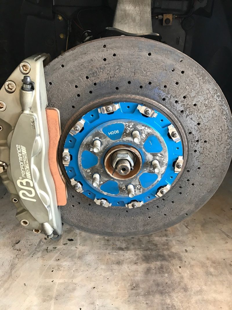 How To Re Your Damaged Ccm Rotors At No Cost Https Rennlist Forums 991 Gt3 T Html