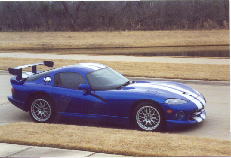 Viper Gts Unlimited Class Racecar Build