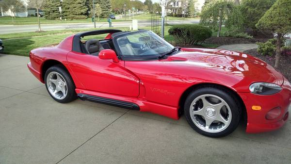 1993 Red RT/10